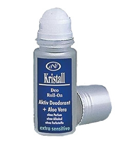 Kristall Deo Roll-ON
