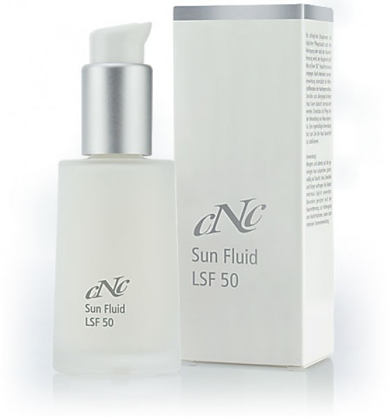 White Secret Sun Fluid LSF 50