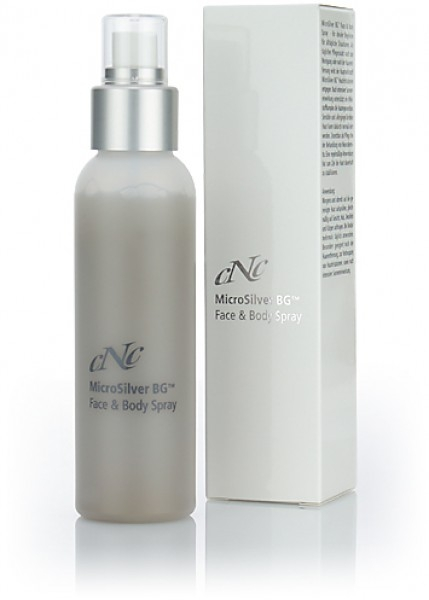 MicroSilver Face & Body Spray 100ml