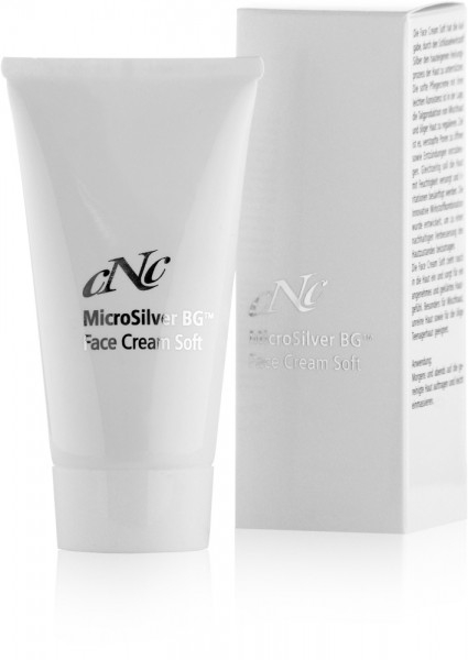 MicroSilver Face Cream Soft