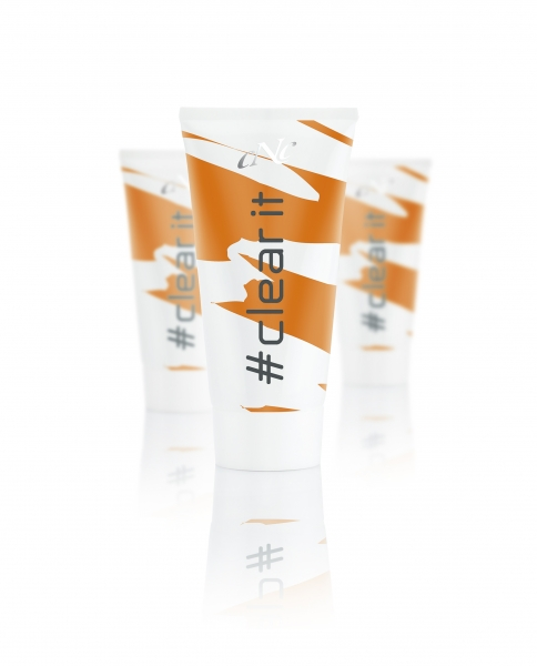 #clear it cream