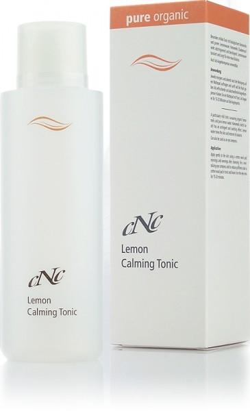 pure organic Lemon Calming Tonic