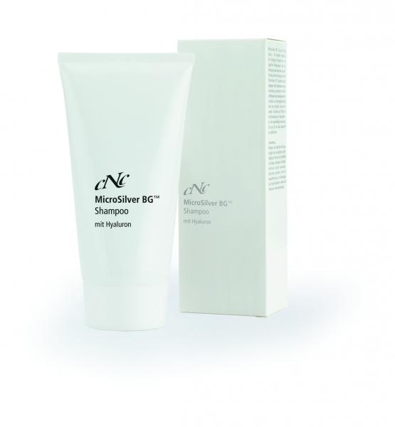 MicroSilver BG Shampoo mit Hyaluron
