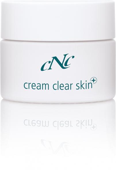 cream clear skin+