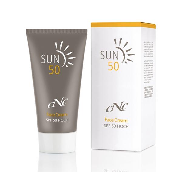SUN 50 Face Cream